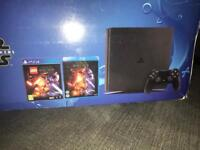 Brand New PS4 1TB + 1 Game