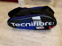 Tecnifibre Air Endurance 9R racket bag - new without tags - cost £54