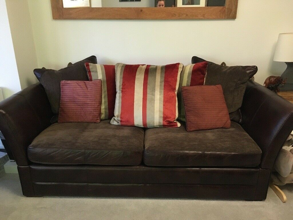 Barker Amp Stonehouse Wallis 3 Seater Sofa And Matching