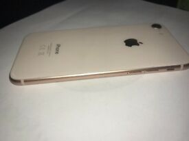 IPhone 8 256gb gold Simfree