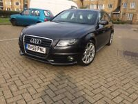 Audi A4 S-Line Avant 8 Speed Auto with S-Tronic Paddle Shift