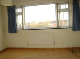 well presented spacious 1 double bed flat with parking.