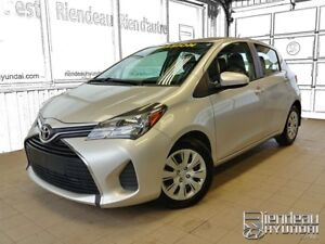 2016 Toyota Yaris LE + BLUETOOTH + A/C