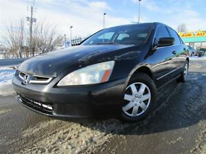 2005 Honda Accord LX-G AUTO A/C CRUISE GROUPE ELECT. ET PLUS!!!