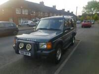 Land rover discovery 2 td5xs