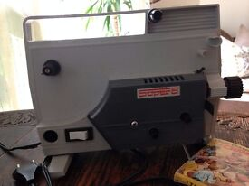 Super 8 Automatic Projector