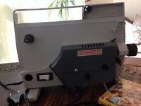 Super 8 Automatic Projector