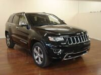 2015 Jeep Grand Cherokee Overland 4X4 CUIR NAV TOIT LOCATION 1A1