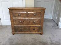 Original Antique Pine drawers