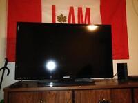 42 inch led magnavox smart tv