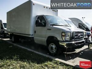 2016 Ford E-350 RAMP, BACK BEEPER, WOOD FLOOR, CHROME