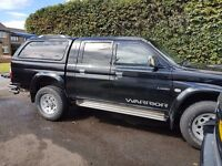 MITSUBUSHI WARRIOR L200 GREAT TRUCK REDUCED QUICK SALE