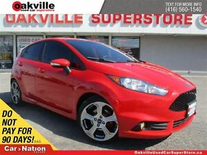 2015 Ford Fiesta ST | NAVIGATION | SUNROOF | VERY RARE FIND |