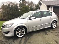 VAUXHALL ASTRA CDTI SRI X PACK 2008 ***ONLY 64000 MILES *** MOT SEPTEMBER 2017***
