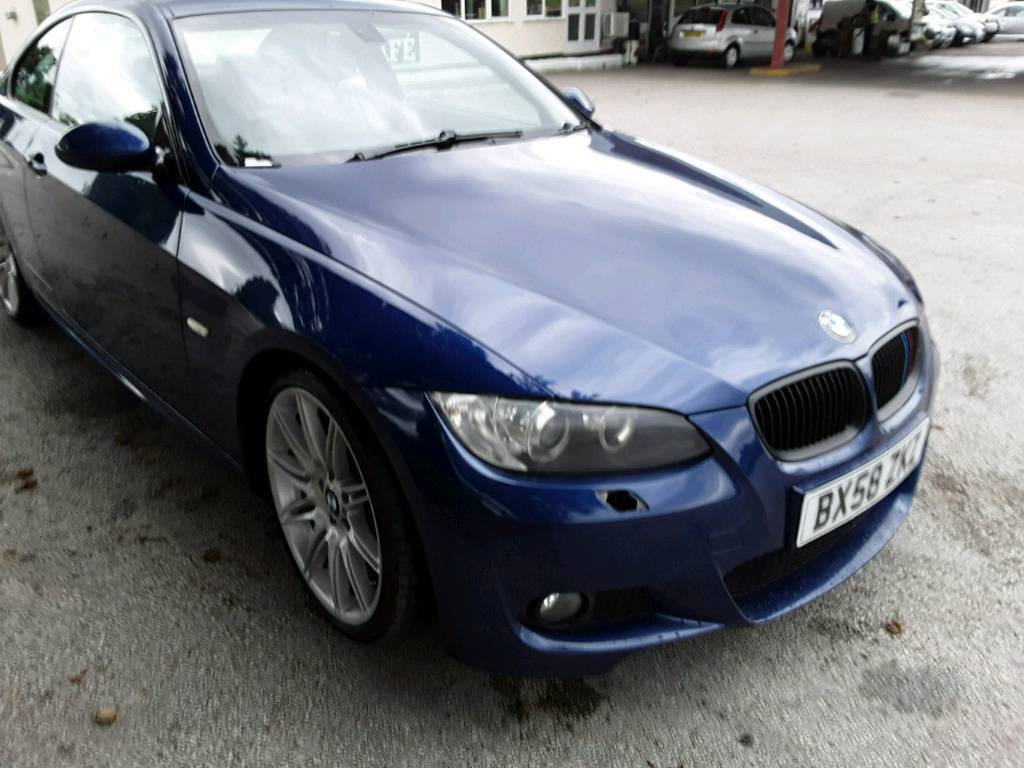 BMW 325i 3.0 petrol M Sport manual 2 owner service history