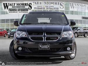 2013 Dodge Grand Caravan Crew - STOW N GO, TRAILER HITCH