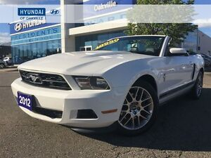 2012 Ford Mustang V6 PREMIUM   CONVERTIBLE   ALLOYS   LEATHER