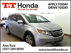 2014 Honda Odyssey *C/S* EX w/RES *Local Van, DVD, Bluetooth*