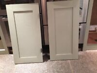 Kitchen cupboard doors and drawers