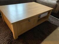Next Malvern coffee table