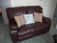 2 Seater Reclining Sofa for Sale