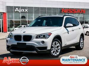 2014 BMW X1 xDrive28i*Pearl White*Accident Free*