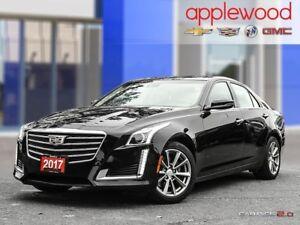 2017 Cadillac CTS 3.6L Luxury 3.6, AWD, NAV. SUNROOF, LUXURY...