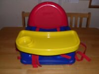 Children's Low Chair/Booster Seat