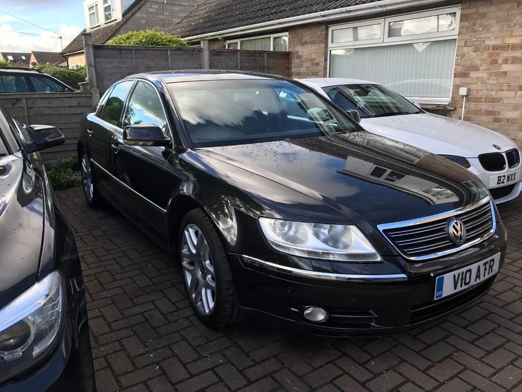 vw phaeton 2007 in carterton oxfordshire gumtree. Black Bedroom Furniture Sets. Home Design Ideas