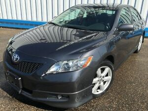 2009 Toyota Camry SE *LEATHER-SUNROOF*
