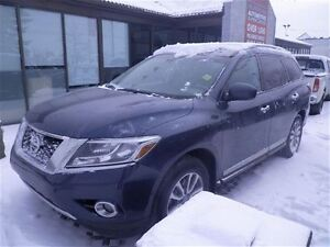 2014 Nissan Pathfinder SL | Heated Leather | Backup CAM
