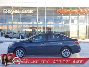 2016 Nissan Sentra SV ** PARK ANYWEHRE, HEATED SEATS **