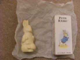 Shaped Soap - Peter Rabbit