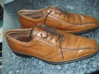 MENS FILARDI SPANISH LEATHER SHOES AS NEW CONDITION SIZE 10.5 COST £130
