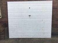 Garage door free to collect