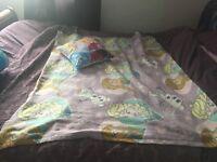 Frozen blanket/ cushion