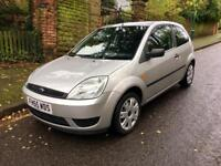 2006 FORD FIESTA 1.25 STYLE CLIMATE ONLY 44K MILES!! MINT CONDITION! FULL SERVICE HISTORY