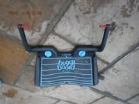 Buggy Board Mini - needs clips for buggy