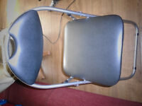 folding desk chair light weight