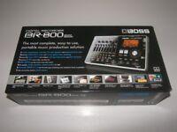 Boss BR-800 / BR800 Digital Recorder.