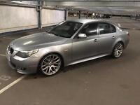 06 BMW E60 520D M SPORT FSH PX