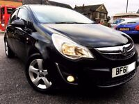 2011 VAUXHALL CORSA 1.2 SXI, EXCELLENT CONDITION, PART EXCHANGE WELCOME