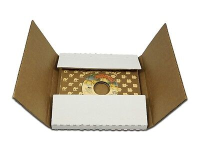 100 45 Rpm Record Album Vinyl Bookfold Boxes Mailers