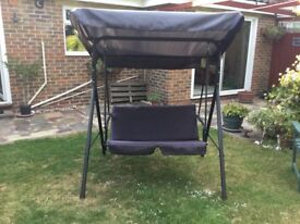 Homebase 2 seater swing seat. Only £25. Need to sell as moving