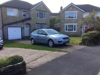 FORD FOCUS 1.6 SPORT + LOW MILEAGE FOR YEAR + MOT * CHEAP RUNABOUT+