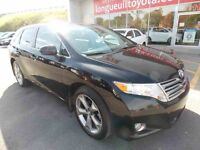 2012 TOYOTA VENZA V6 AWD TOIT PANORAMIQUE-CUIR-AWD