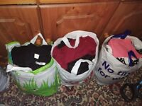 Large bundle of size 8-10 womens clothes.