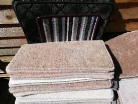 Small carpet samples x 100