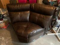 Corner and side sofa bits