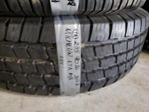 1 summer tire Michelin ltx 235/70r16